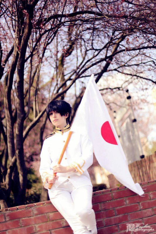 Nihon - Hetalia AXIS POWER
