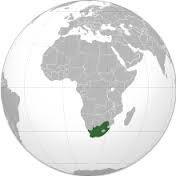 L'Afrique du sud se situe ...