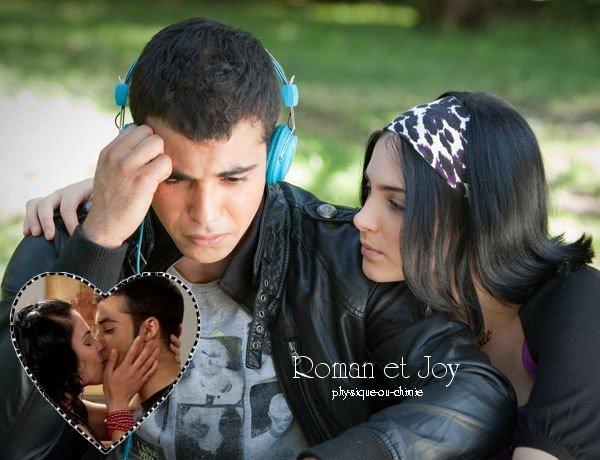 Roman et Joy