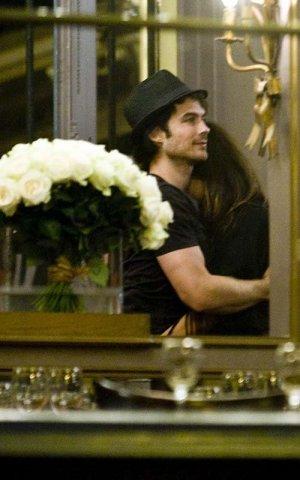 Ian & Nina à Paris et news Delena <3