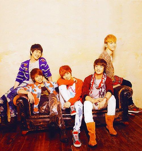 Shinee / Shinee Replay version Japonaise (2011)