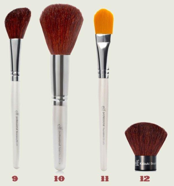 À Savoir ♠ : Quel Pinceau Pour Quel Make-Up ?