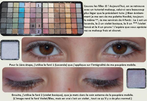 Tutoriel Make-Up ☀ : Maquillage Frais et Léger pour cet été !