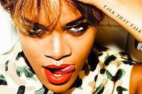 L'album Talk That Talk : Rihanna
