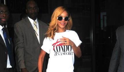 Rihanna veut un dédommagement !
