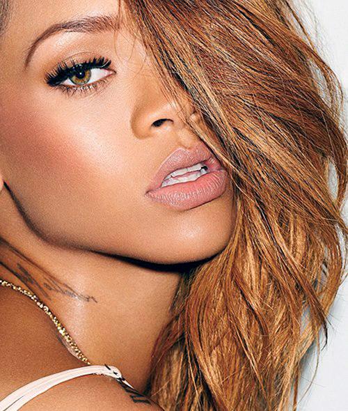 Shooting Rihanna