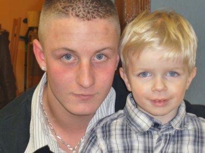 mon neveu et moi <3