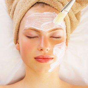 Masque contre l'acné !