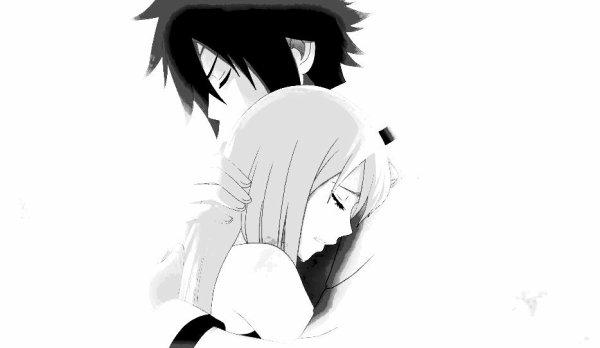 """"""" Elle a aimé quelqu'un et lui a lui confié le pouvoir de la détruire. """""""