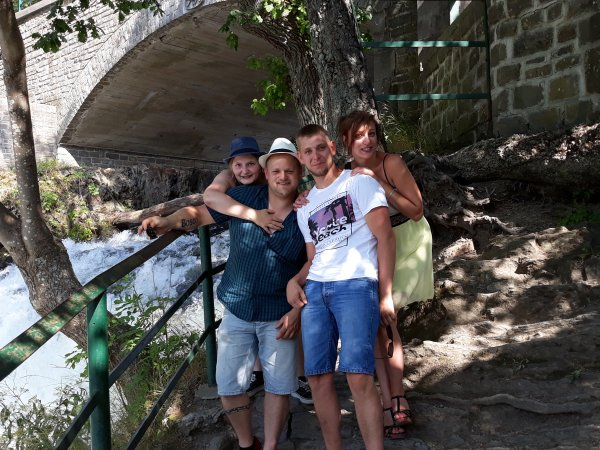 Mes vacances Cascade de Coo