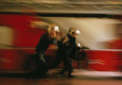 *** Les Pompiers Décalent ***