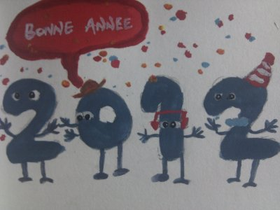 Mes Amis~~BOnnE AnnEE~~~