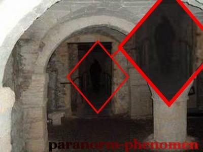 paranormal ombre noire