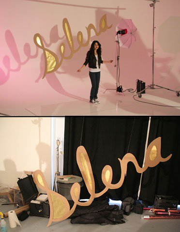 Photoshoot de Selena pour l'Unicef &² 2 Photos D'un Photoshoot datant du 17 Septembre.