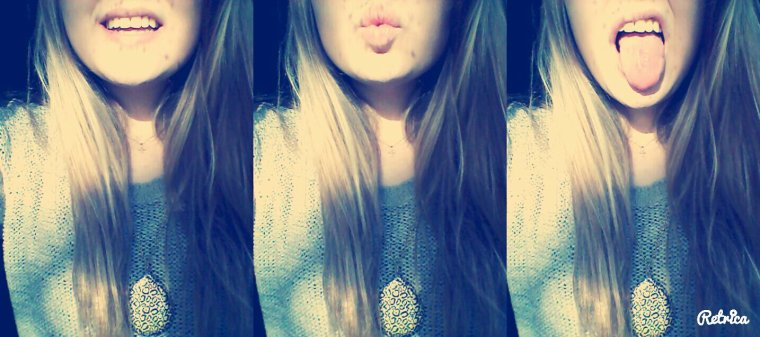 Kiss my lips. ?❤
