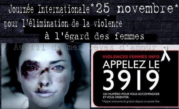 Faite ce geste de partager si vous ète contre cette violence faite aux femmes ! Je vous remerci a tous