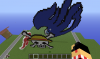 Minecraft : Mes pixels Arts