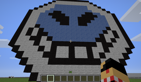 Minecraft : Mes pixels Arts
