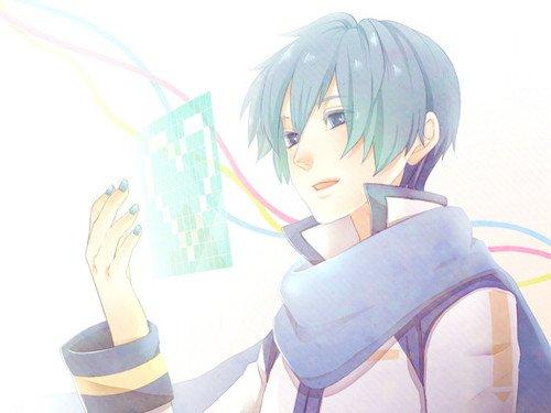 Kaito-sama :3 (Vocaloid <3)