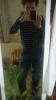 moi avec ma tenue et mes bottes