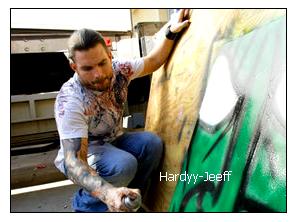 Biographie de Jeff Hardy H a r d y y - J e e f f