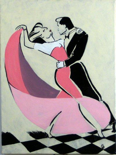 Danse rose - 177
