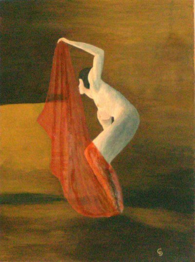 Voile rouge - 93