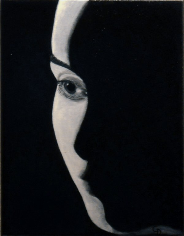 199 - Femme aux deux visages