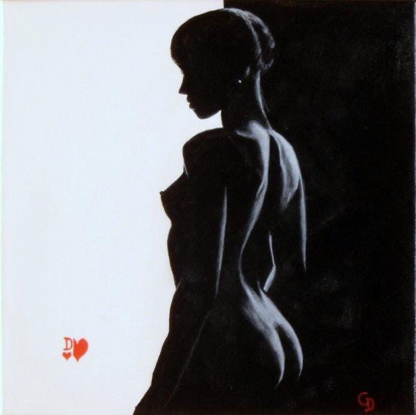 209 - Dame de coeur