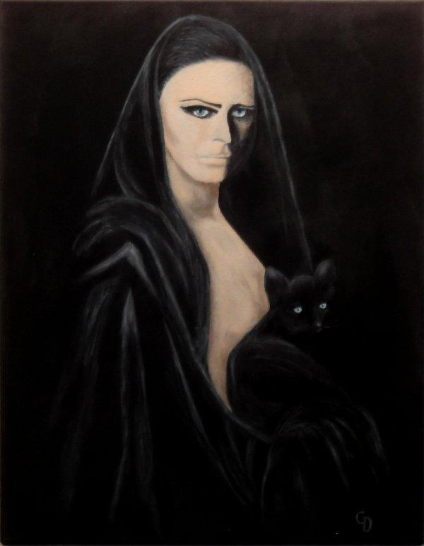 228 - Chat noir