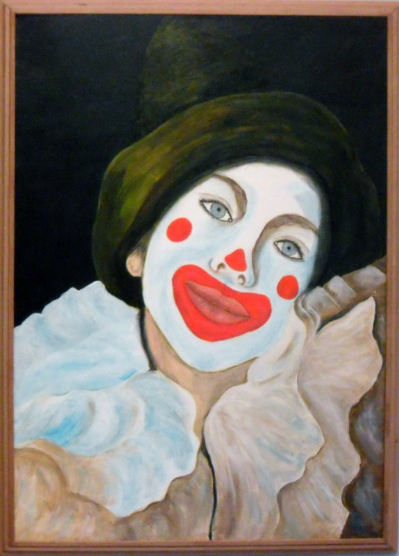 248 - Clown au feminin