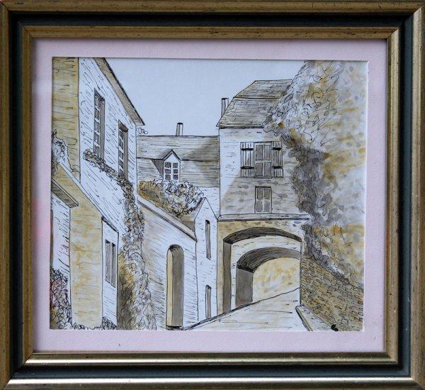 263 - Rue de village