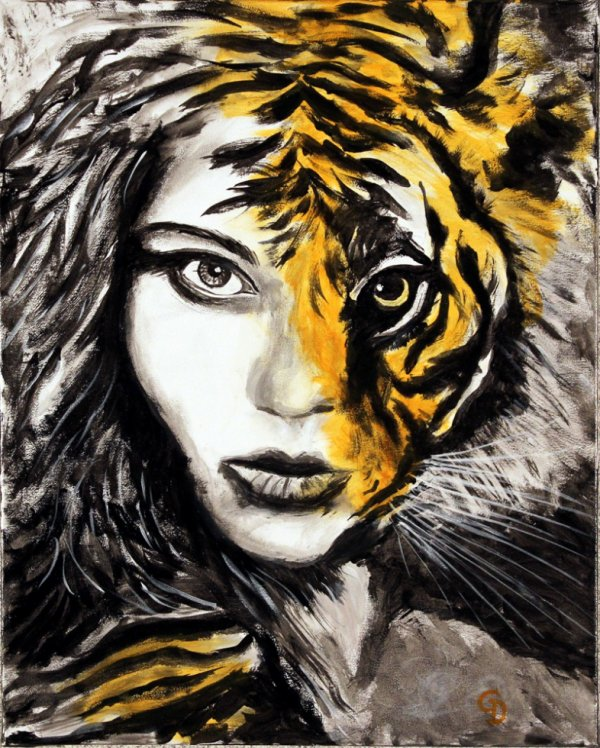 279 - la femme ou tigresse