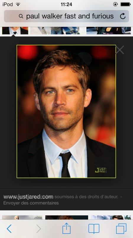 R.I.P paul walker de fast and furious