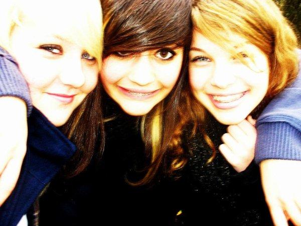 Des amis, rien que des amis, c'est aussi précieux qu'une vie..!