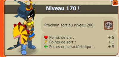 up 170 !!