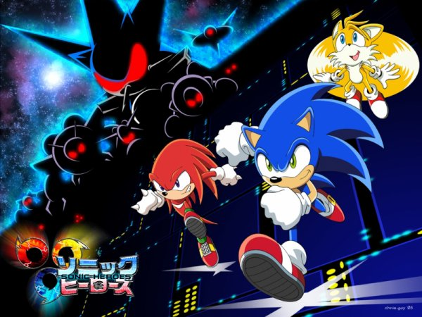Sonic x live and learn scene it