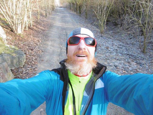 Rieulay le top pour l'entrainement Trail