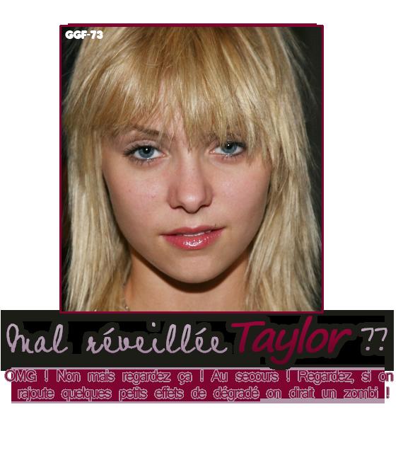Taylor le zombi