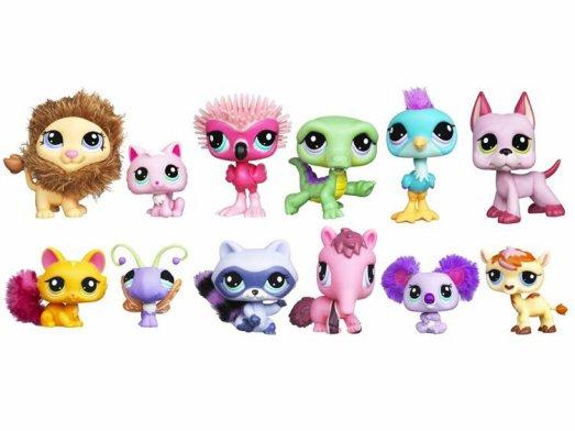 Littlest Petshop Fourrure Serie N°2