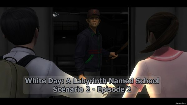 White Day: A Labyrinth Named School - Scénario 2 - Episode 2