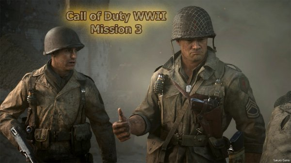 Call of Duty WWII - Mission 3