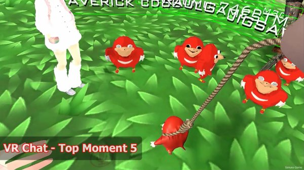 VR Chat: Top Moment 5