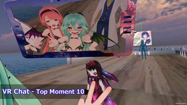 VR Chat: Top Moment 10