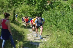 Trail Les Bours Six Côtes