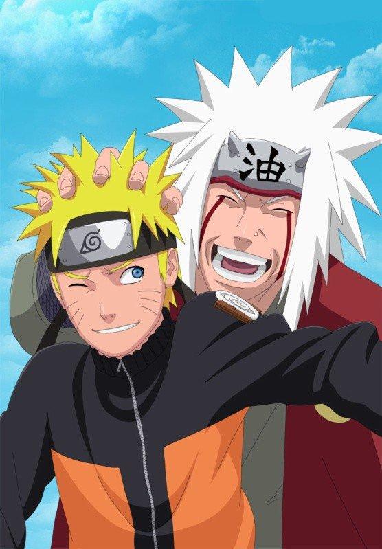 Naruto et l ' Hermite pas Net