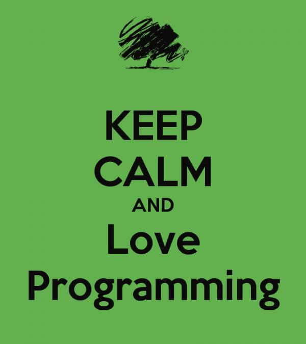love programming