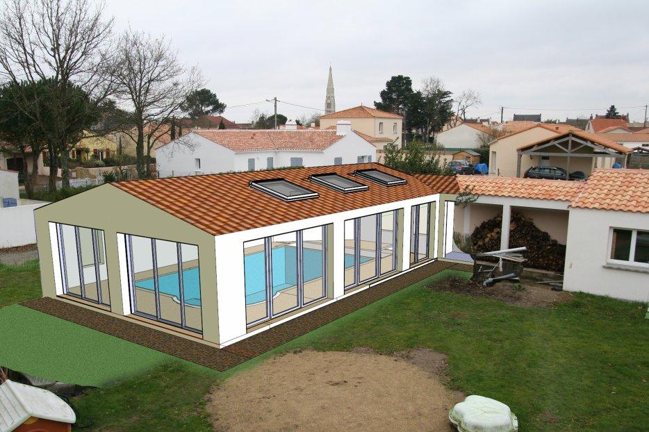 Blog de brulo44 page 2 blog piscine int rieure de for Construction piscine couverte