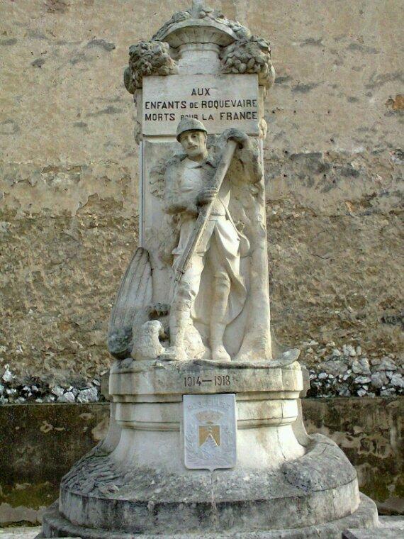 Roquevaire Monument aux morts