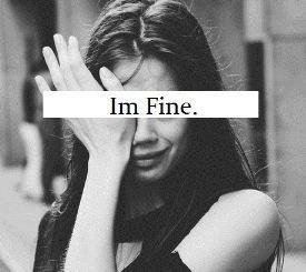Cela ne devrait pas etre permis d'etre aussi triste et de souffrir autant aussi jeune.